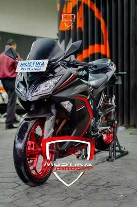 Kawasaki Ninja 250 SE ABS Pmk 2017 Km11rb N Asli-Obral Murah Mustika