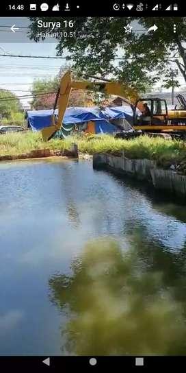 Jual excavator Caterpillar 320 tahun 2009 bergaransi