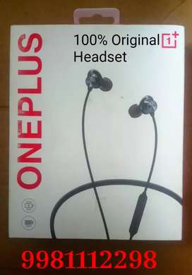 OnePlus Bullets Wireless Z Bluetooth Headset