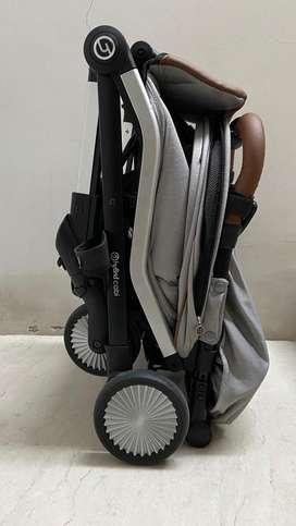 Stroller bayi anak hybrid cabi kereta dorong