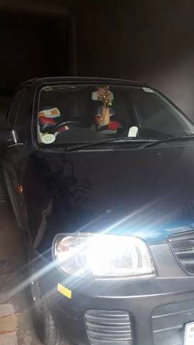 Fully new condition car registration from Bengal behala