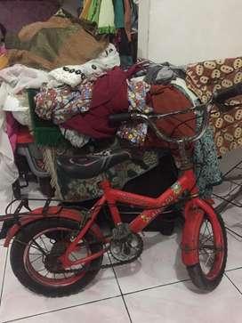 Jual sepeda anak merk atlantis