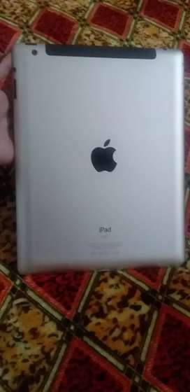 I pad 16 GB you can use sim also or wifi