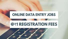 100% guaranteed weekly payment.Simple Typing jobs
