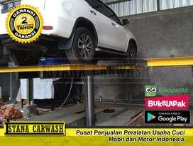 TERBAIK Hidrolik Mobil IKAME Usaha Cuci Steam Motor Carwash RESMI