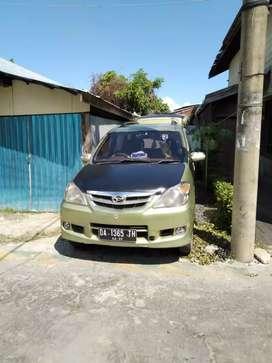Daihatsu xenia ss lengkap