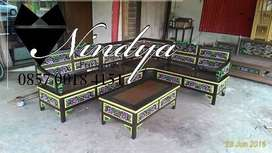 Furniture Meja Makan Suar code E29K