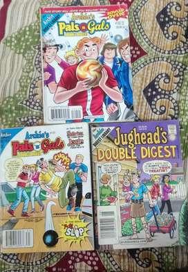 Archie's comics