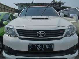 Fortuner VNT TRD AT 2014