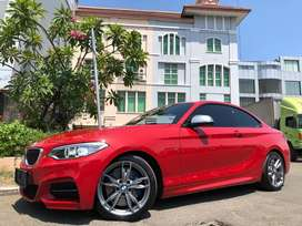 BMW M235i Coupe M-Sport 2014/2015 Red