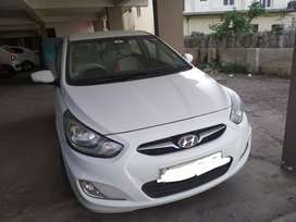 KL registation Hyundai Verna 2013 Diesel Good Condition full option