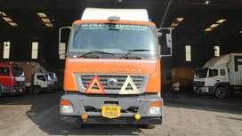 Bharat benz 2523 24ft close body for sale in panvel navi Mumbai