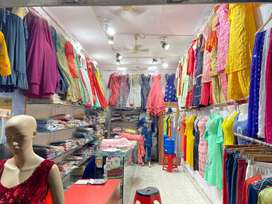 Newly constracted rcc based shop