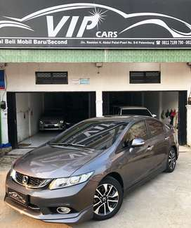 ( DP 69jt ) Civic FB2 2015 pmk 2016 automatic, km20rb, Vipcars