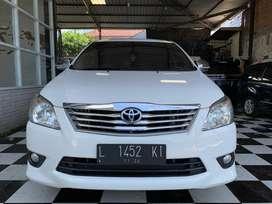Innova G 2012 diesel matic