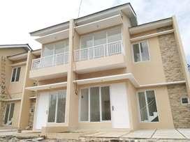 Rumah Bagus Minimalis 2 Lantai Harga Ekomomis Dekat Stasiun Rawa Buntu