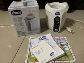 Chicco digital bottle warmer second