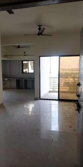 Full view.1 One bhk flat ,near Sai baba Temple, zadeshwar.