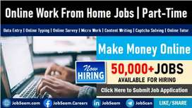 Work from Home/Online Job