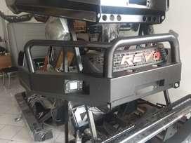 Bumper Depan Belakang Hilux Triton Ranger Dll.