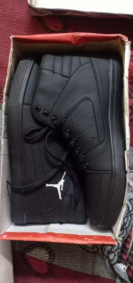 Stylon black shoes