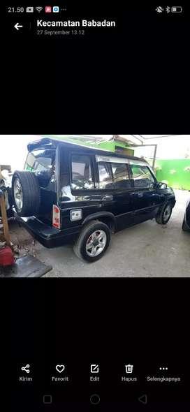 Suzuki sidekick escudo 98 plat ae 48jt nego