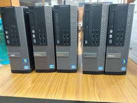 Dell Optiplax Mini CPU Core i3 3rd gen Ram 4GB Hardisk 320GB Rs 6300/-