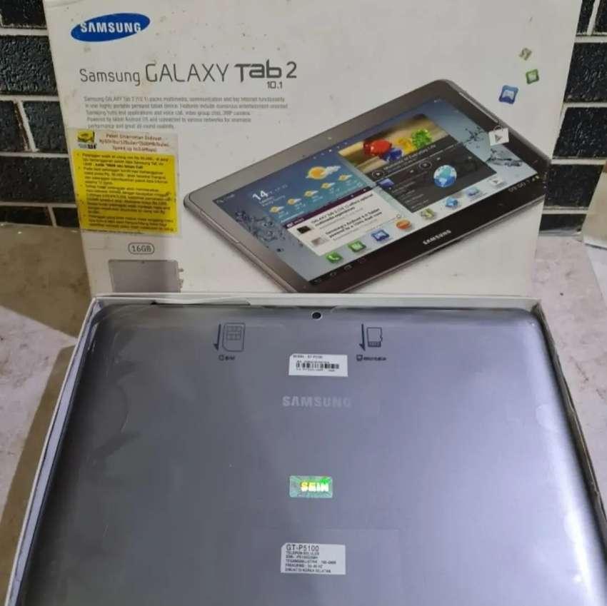 Samsung galaxy tab 2 10.1 inci ex garansi resmi sein 0
