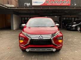 Mitsubishi Xpander Ultimate matic reg 2020 odo6rb pajak baru