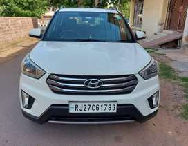 Hyundai Creta 1.6 CRDi SX Option, 2017, Diesel