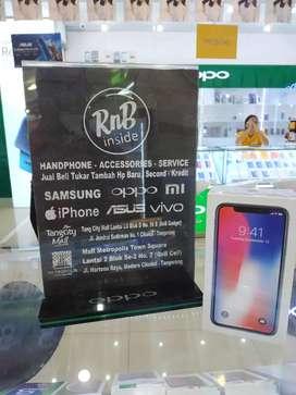 Iphone X 64gb garansi inter