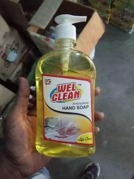 500 ml hend wosh. Detol . Lemon.strowbery flewar