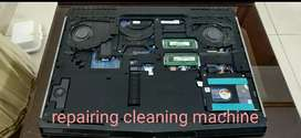 home service cleaning laptop/pc / data recovery for operaring system