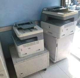 Pusat penjualan mesin fotocopy all tipe + Promo