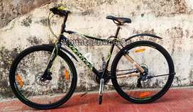 *Kerala seller* Brand New 21 speed Shimano gear cycle @ 9900
