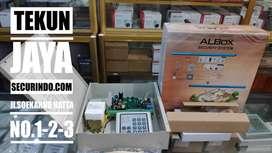 [Potongan Harga] Alarm control System ALBOX 8 zone