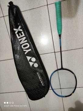 Raket Yonex Astrox 77 + BG 80