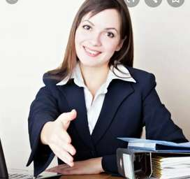 Urgent hiring for telecaller  , office assistant