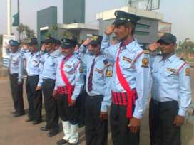 Hiring in Security Guard Jobs