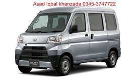 Get a Hijet on easy monthly installment