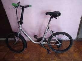 Sepeda minion Abu