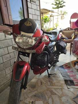TVS Apache RTR 2009 Well Maintained