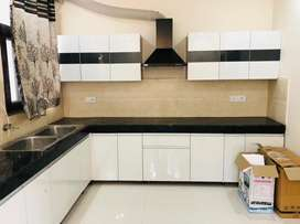 Ready to move 1bhk on airport road sec 117  mohali