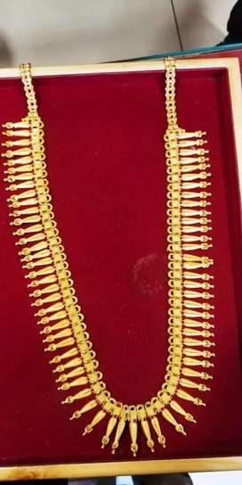 Gold jewellery work. 916. Per gram 4560only ഗ്രാം rate