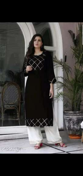 Ladies kurthi set