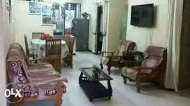 Fully furnished flat in thrissur town