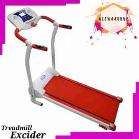Treadmill Elektrik Excider