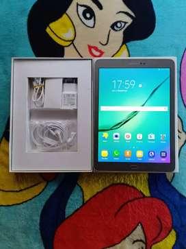 Samsung galaxy tab S2 9.7 inchi T815Y.golf 3/32 finger print mulus