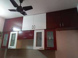 Appartment for rent of 1bhk semi furnished