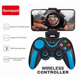 Sale S9 Bluetooth Wireless Game Controller For iOS Android Phone PC
